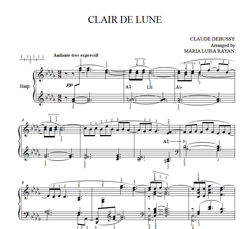 meilleur service 845fe 9d74c Clair de Lune