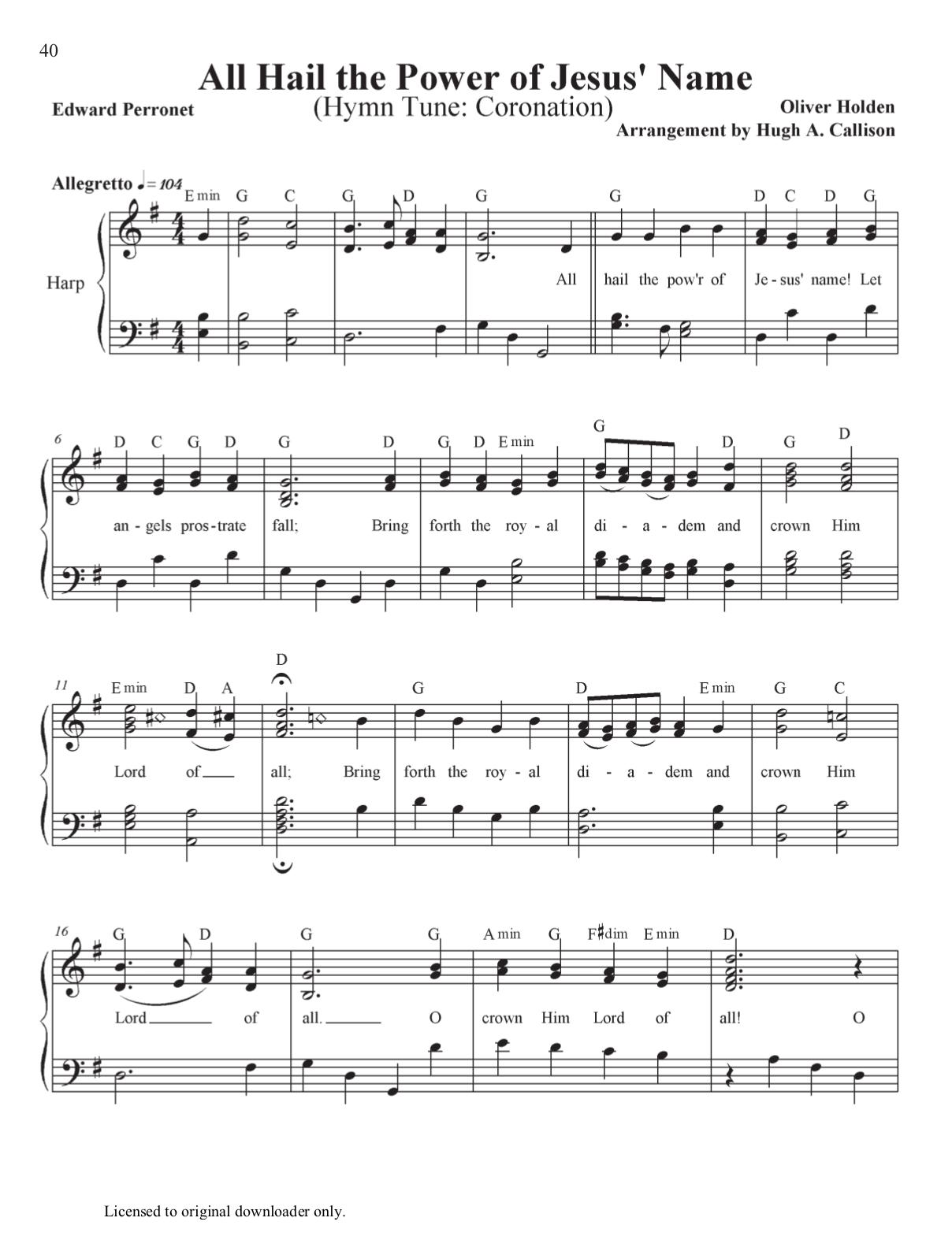 A Hymn a Day–Volume 5