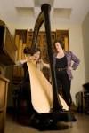 Duke Magazine - Teaching Harp at Duke