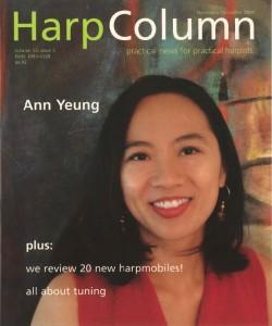 November-December 2006; Ann Yeung