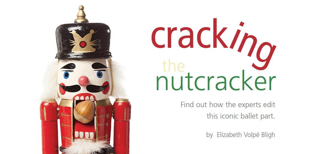 cracking the nutcracker - harp column
