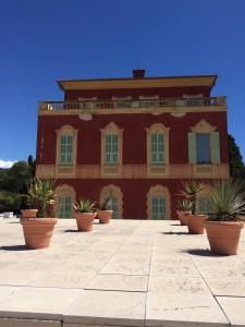 Vibrant colors at Musée Matisse